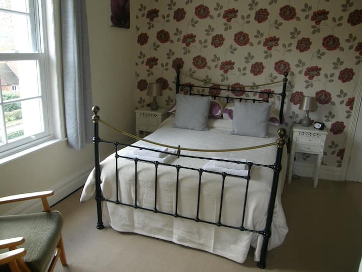 Double Room Marrdudd at The Old Vicarage
