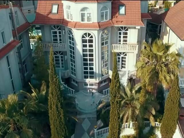 Villa Medovaia,Sochi