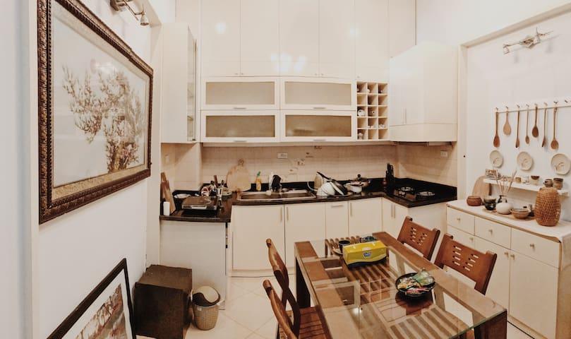 Hanoi style/cozy private room - Hanoi - Dům