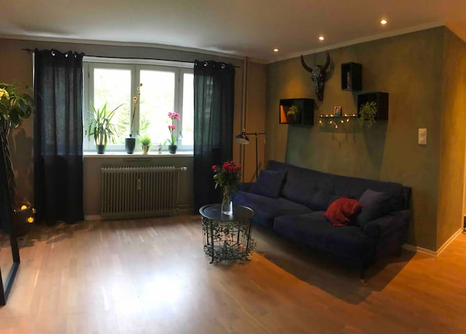 Small, cozy apartment, sentral Oslo