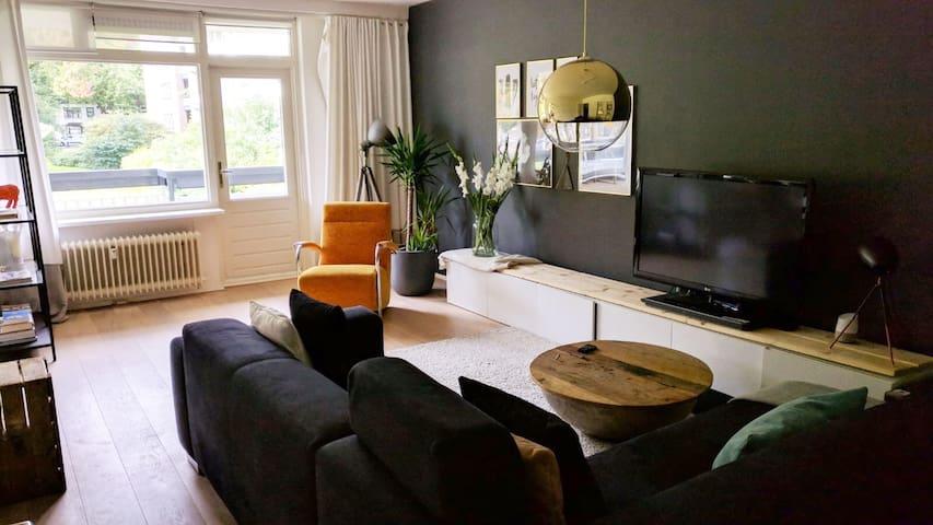 NEW: Modern 2 bedroom apartment w sunny balcony!