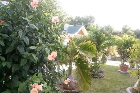 Villa Payanke-Chalets Anse Reunion - Villa