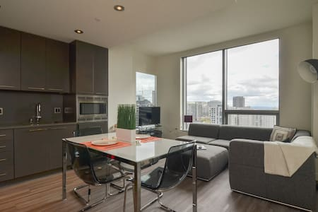 Seattle HighRise Living CorpHsng-30day min stay-PQ - Seattle - Apartment