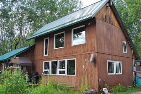Quiet, Cozy cabin/house in the bush- private 158ac