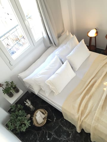 Central cosy flat in the old town - Heraklion - Appartement