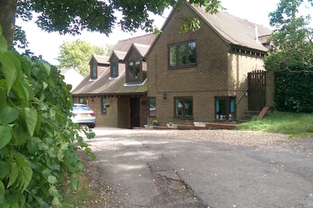 Chase House, Whaddon near Milton Keynes - Whaddon - Casa
