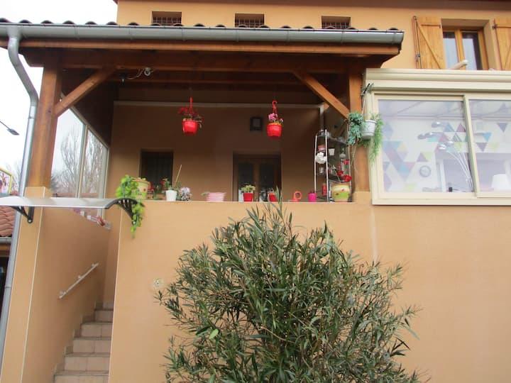 Maison agréable sur Grigny sur Rhône