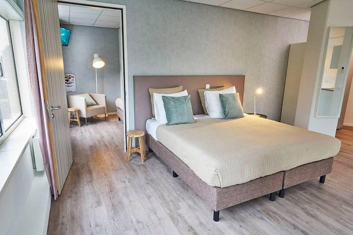 2 Room Apartment 70m2 | Near Amsterdam & Schiphol