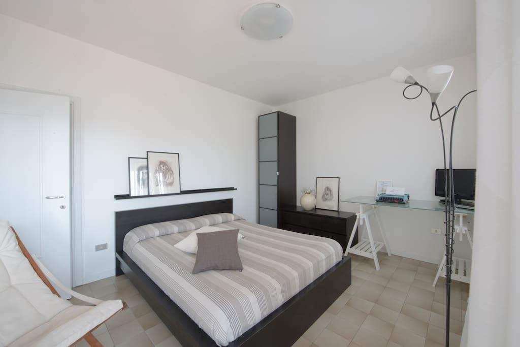 Casa Maria - Bedroom