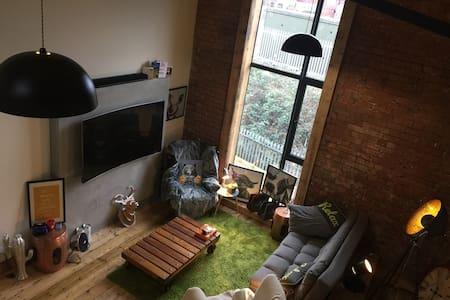 Modern Loft in the City with Stadium Views - Cardiff - Loft
