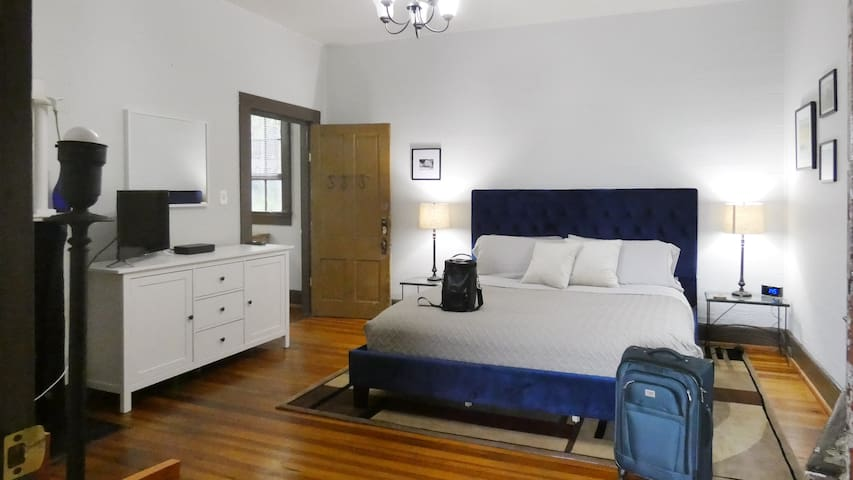Unique home steps from Beltine (1 BR/1 BA)