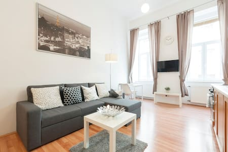 Cosy 1 bedr @ BEST CENTRAL LOCATION - Budapest - Appartement