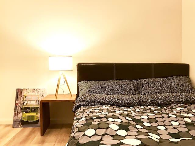 Schickes Zimmer in moderner Wohnung - Toplage SPO! - Sankt Peter-Ording