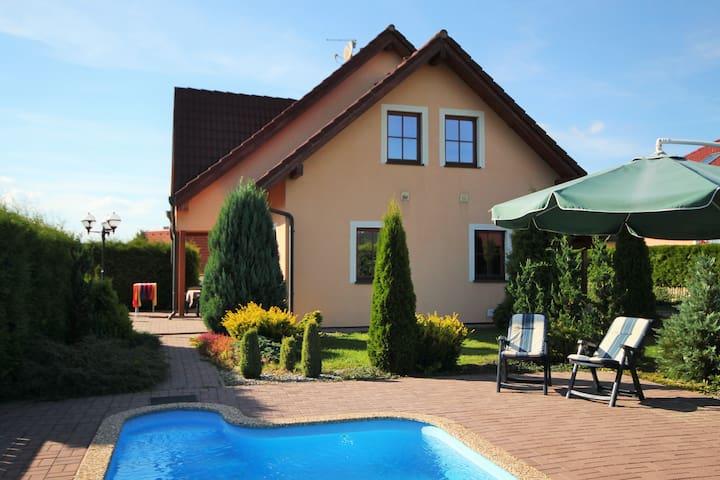 Příjemná vila, Frymburk, Lipno, 8 - Frymburk - Casa