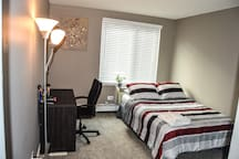 Private Room and Bathroom available in 2 Bd Apt.