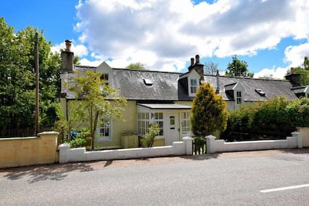 Charming Speyside Cottage on the Whiskey Trail - Glenlivet