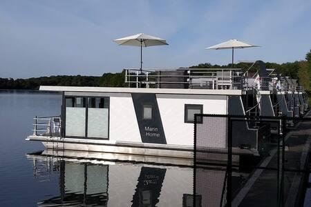 Hausboot-Leukermeer