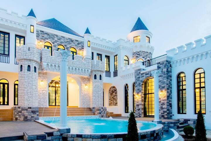 Balabala House乐高城堡