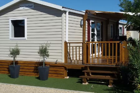 Mobil-home Bora Bora excellence 2016 - Valras-Plage - Bungaló