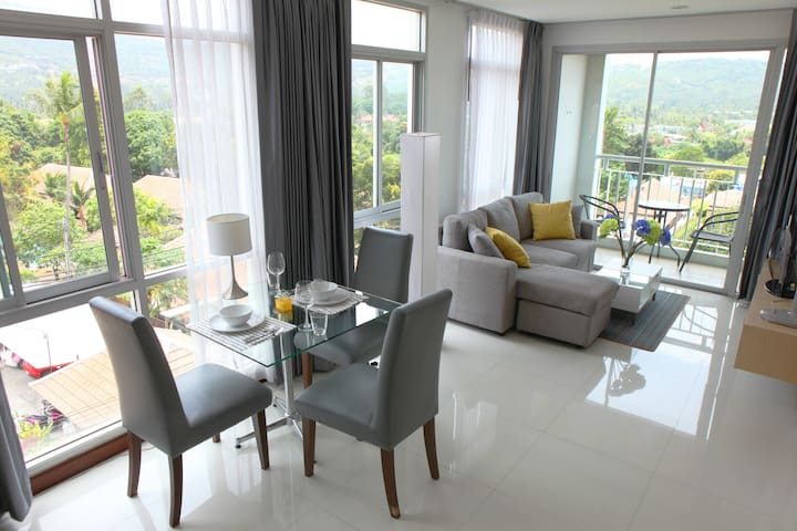 Beautiful modern seaview apartment - Ko Samui - Pis