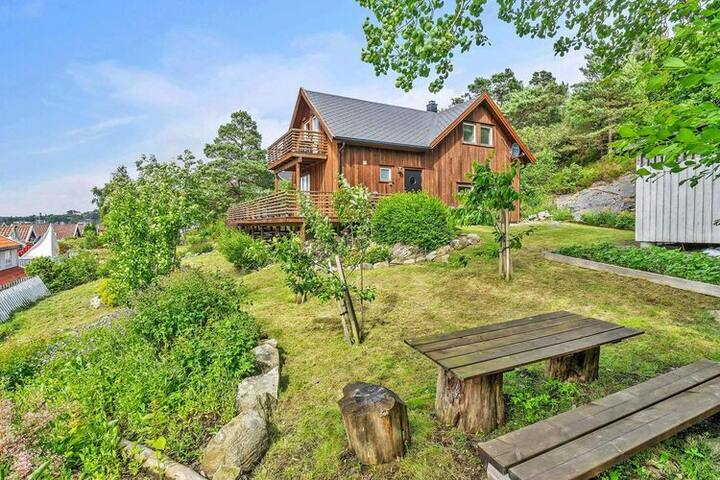 4 star holiday home in Kristiansand
