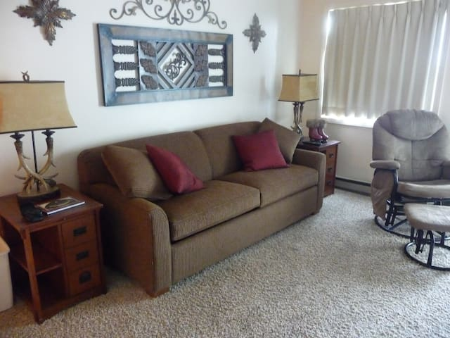 Mountain Lodge, 2 Br, 1st floor - Snowshoe - Kondominium