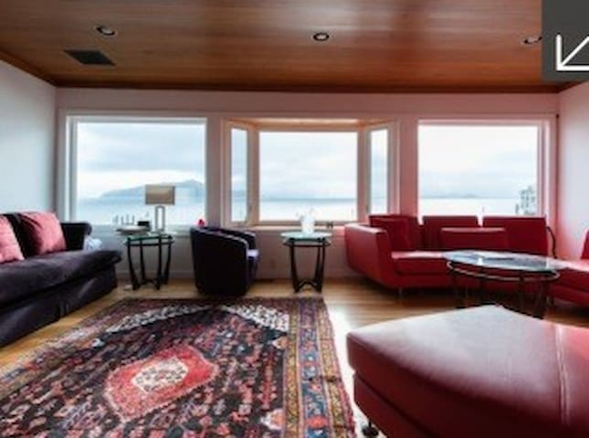 Fantastic 5Bdrm/4Ba Panoramic Views-Bay, Angel Is,