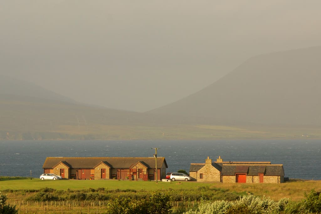 Buxa Farm Croft House Cottages For Rent In Orkney