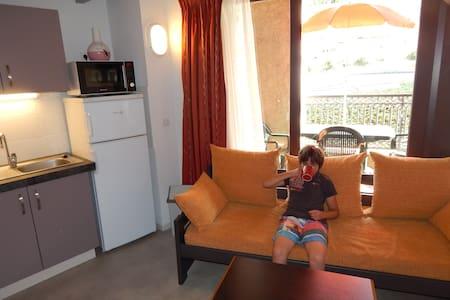 CAMPANOS  duplex -terrasse - Condominio