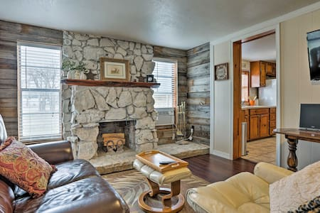 Restored Hill Country Cottage w/ Updated Yard!