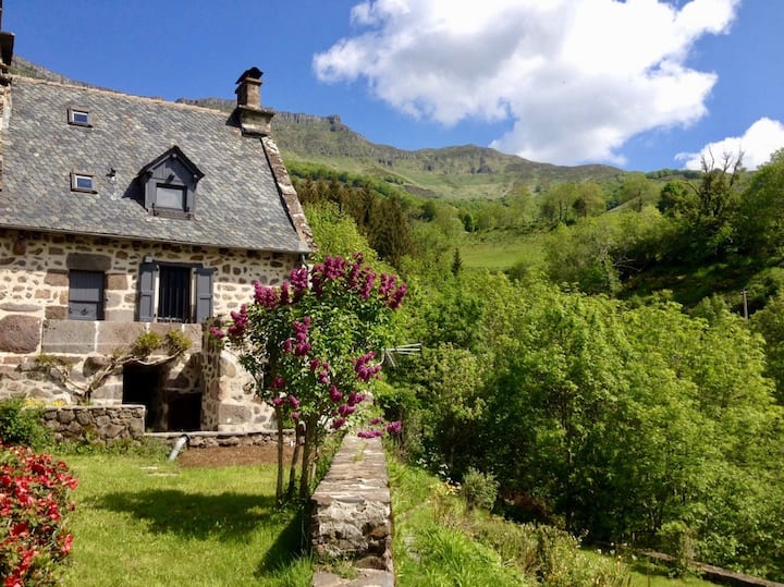 Maison en barriade du Felgeadou