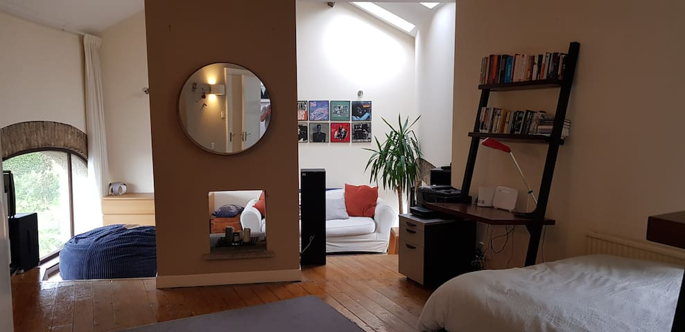 Unique Killiney, Dublin 2 room apartment/space.