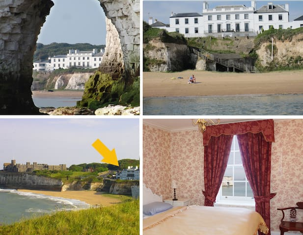 Sea View - Land & Life Self Catering Apartment