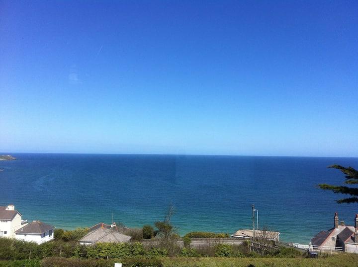 Seaside Retreat with Fabulous Sea Views