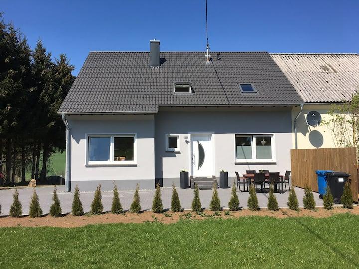 """Ferienhaus """"Auf der Hill"""""""