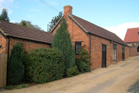 Exclusive use of 2 Bedroom Barn Conversion - Sudborough - Bed & Breakfast