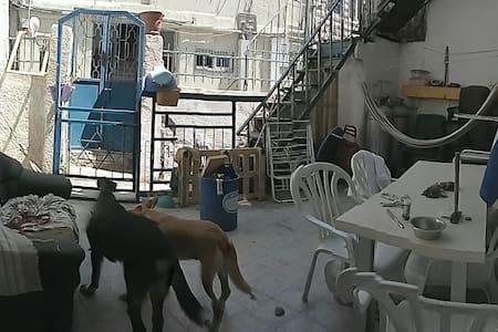 Rosh hashana in Nahlaot! - כורזים - House