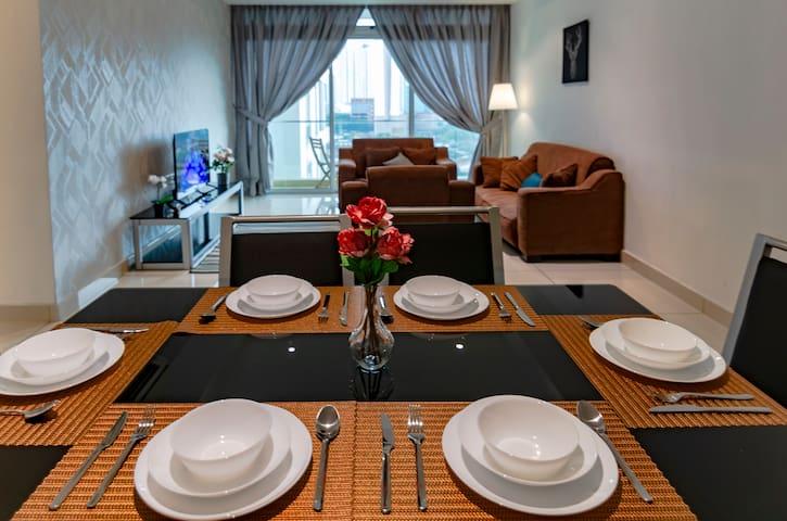 ❄3BR KSL D'Esplanade Residence in Johor+Parking❄