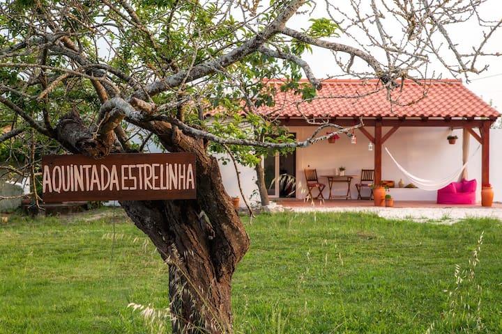 A quinta da Estrelinha -  Montemor o Velho - บ้าน