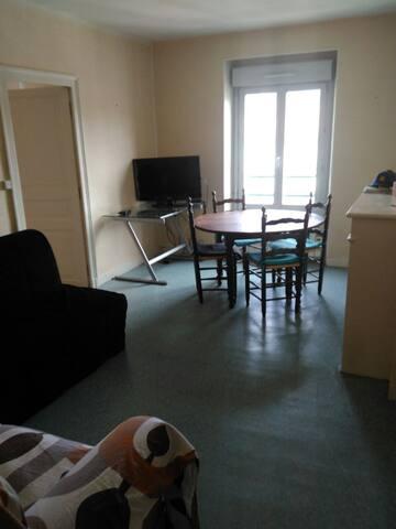 Appartement 55m2 centre ville