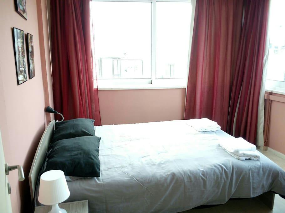 Υπνοδωμάτιο/Bedroom