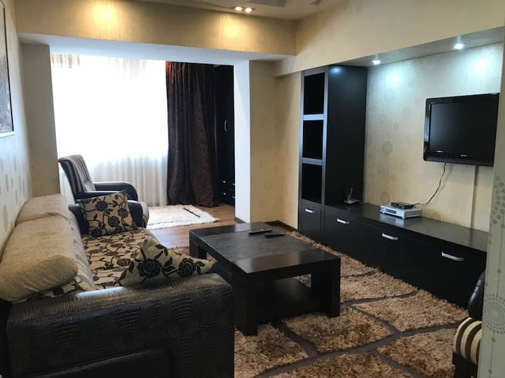 One bedroom apartment in the center of Tashkent