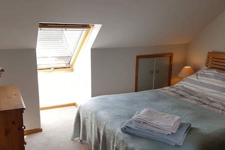 Comfy double en suite rooms near town centre