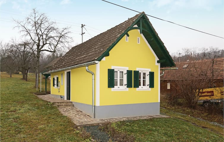 Holiday cottage with 1 bedroom on 27 m²