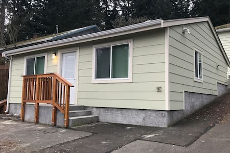 New Private One Bedroom House North of Seattle - Shoreline - Haus