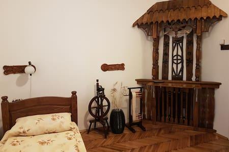 Recea186 1 Traditional space, 21st century comfort