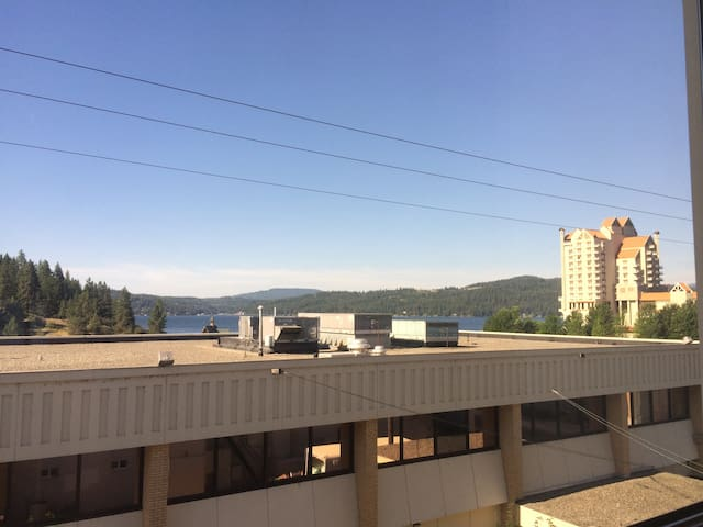Downtown Studio - Location & View - Coeur d'Alene - Wohnung