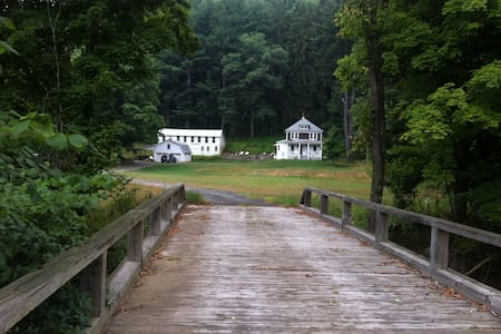 Catskills Farm House near Callicoon - North Branch