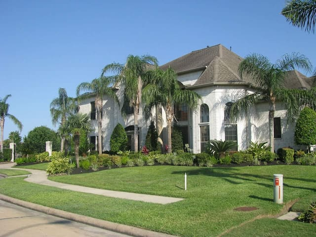 Clear Lake, Texas Luxury for Superbowl! - Kemah - House