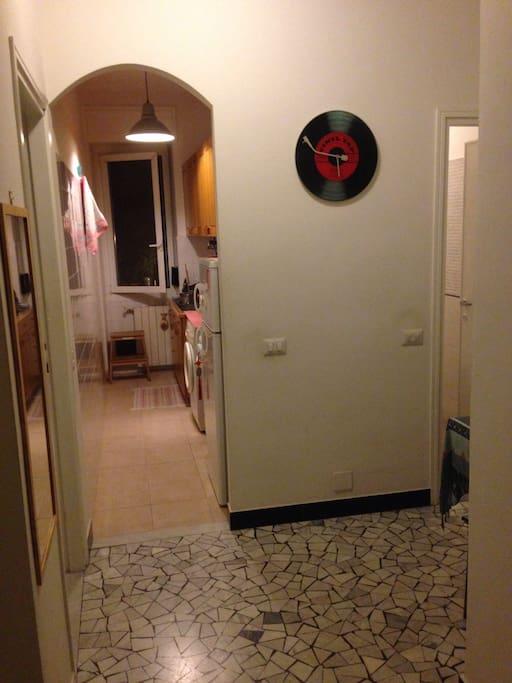 Accogliente casa giovanile appartamenti in affitto a for Appartamenti in condivisione milano